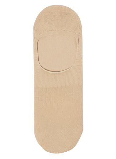 Marks & Spencer 2'li Body Sensor Babet Çorabı Seti Ten